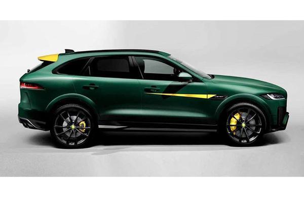 Lister blikt vooruit op zijn Jaguar F-Pace