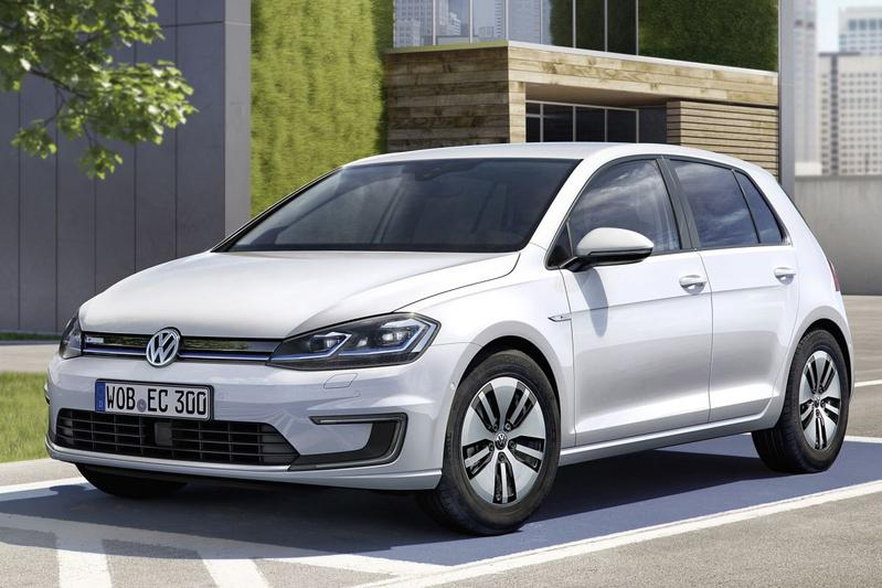 Volkswagen e-Golf (2019)