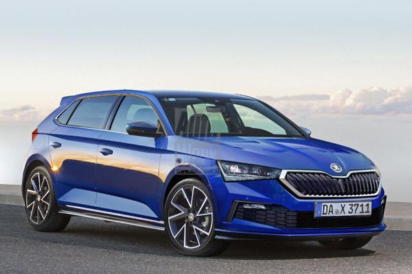 Blik to the Future: Skoda Scala