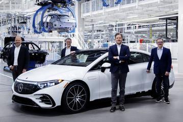 Mercedes: 'EQS belangrijk voor EV-acceptatie Verenigde Staten'