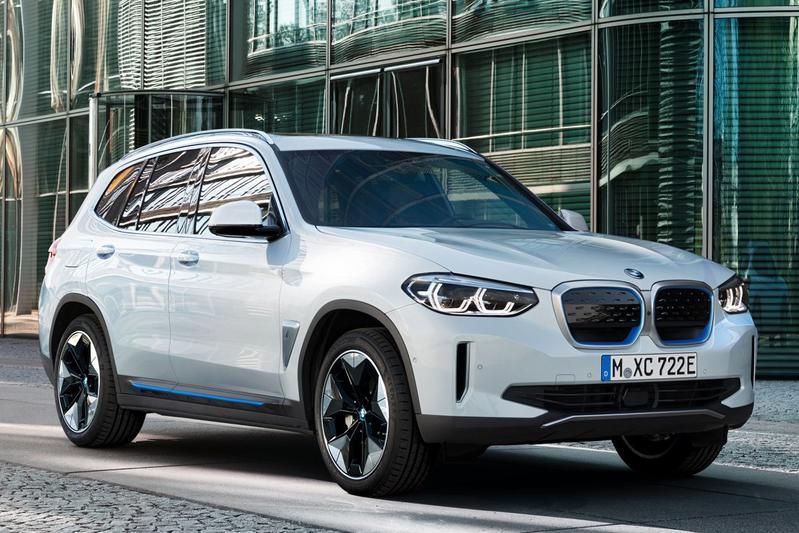 BMW iX3 Executive (2021)