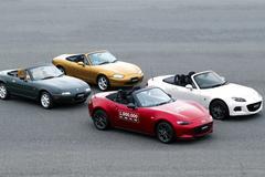 Miljoenste Mazda MX-5 een feit