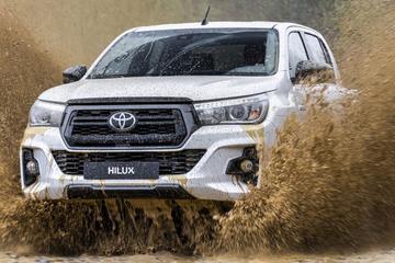 Kleine aanpassingen voor Toyota Hilux