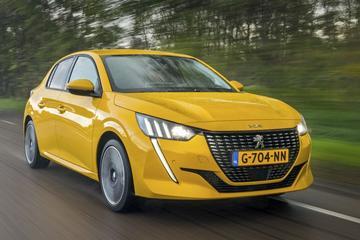 Peugeot minst geraakt bij forse verkoopdaling PSA