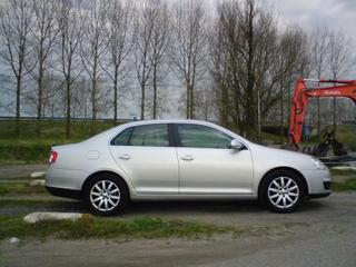 Volkswagen Jetta 1.4 16V TSI 122pk Comfortline (2010)