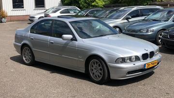 BMW 5-serie (2001)