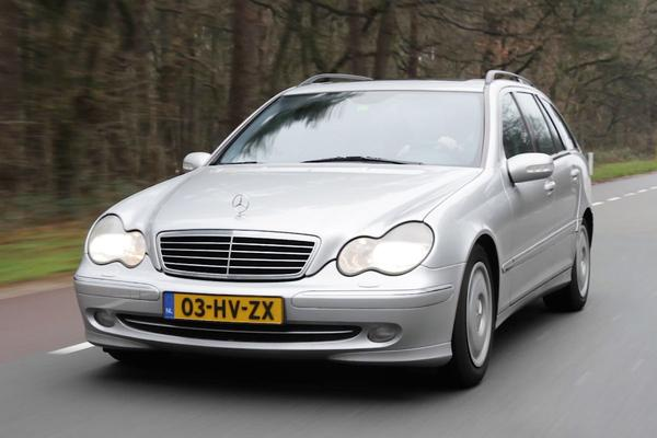 Video: Mercedes C270 CDI – 2002 – 709.778 km - Klokje Rond