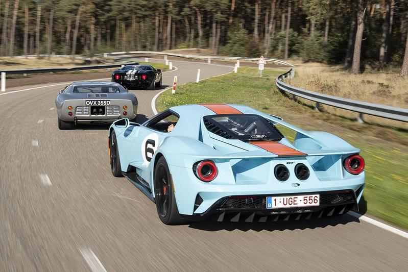GTO 1-2019: Ford GT