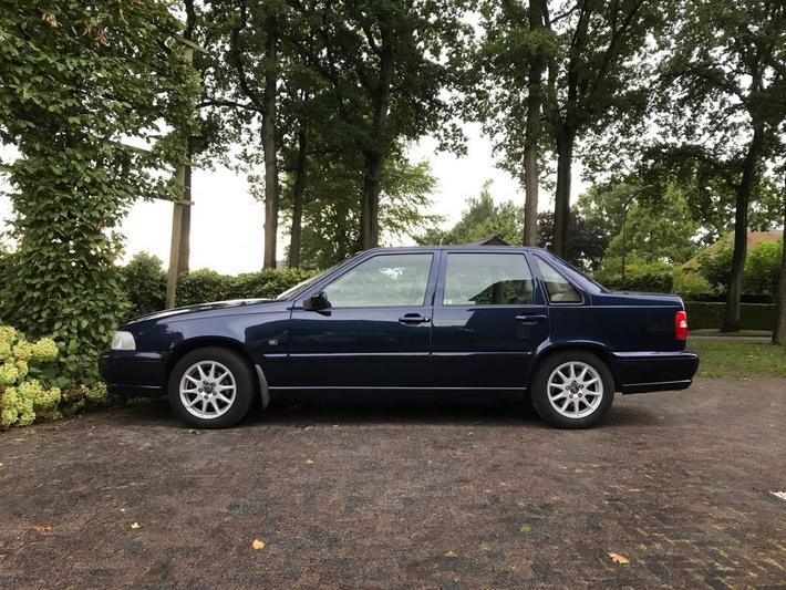 Volvo S70 2.4 170pk Europa Exclusive (2000)