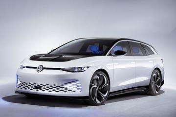 'Volkswagen uiterlijk 2035 volledig elektrisch in Europa'
