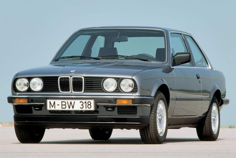 BMW 325e (1987)