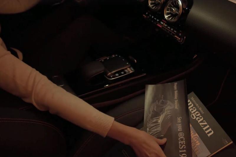 Mercedes-Benz CLA teaser