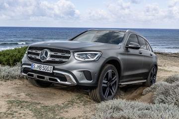 Facelift voor Mercedes-Benz GLC