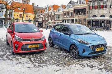 Hyundai i10 vs. Kia Picanto - Dubbeltest