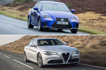 Lexus en Alfa Romeo grote winnaars in Brits tevredenheidsonderzoek