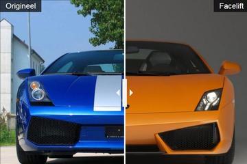 Facelift Friday: Lamborghini Gallardo