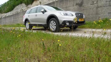 Subaru Outback 2.5i Comfort (2015)