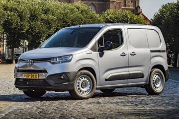 Elektrische Toyota Proace City Electric: vanaf €25.995