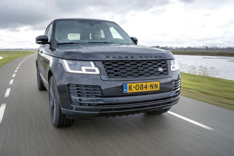 Land Rover Range Rover D350 - Test