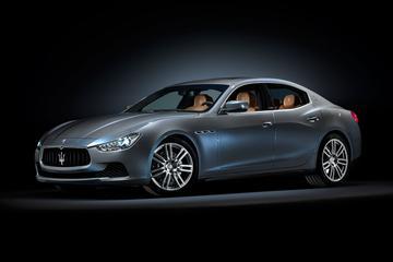 Maserati Ghibli Ermenegildo Zegna in Parijs