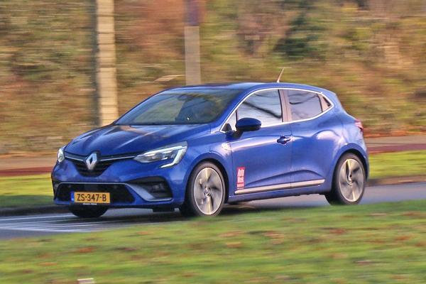 Renault Clio stoot Volkswagen Golf van Europese troon