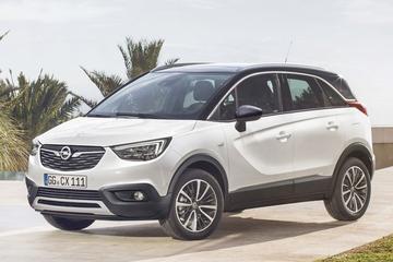 Opel presenteert Crossland X