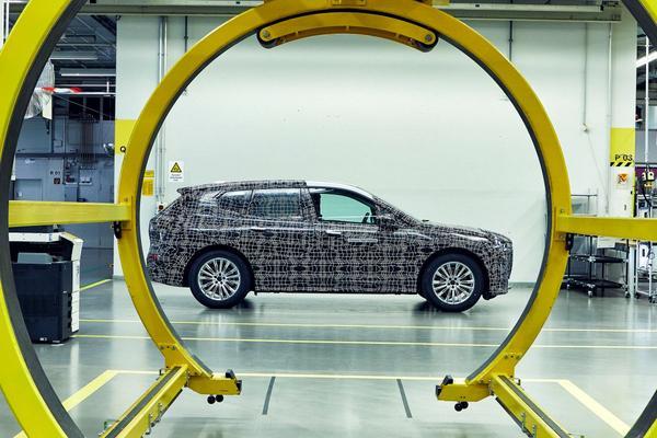 BMW steekt 400 miljoen euro in Dingolfing-fabriek