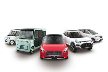 Meer Daihatsu-knallers naar Tokyo Motor Show