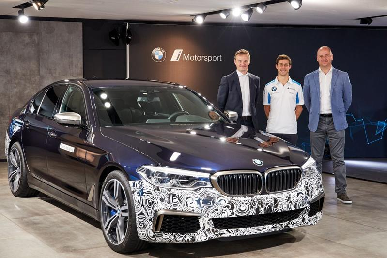 BMW Power BEV 5-serie