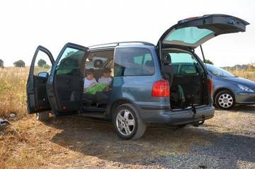 Volkswagen Sharan 1.8 5V Turbo Trendline (2001)