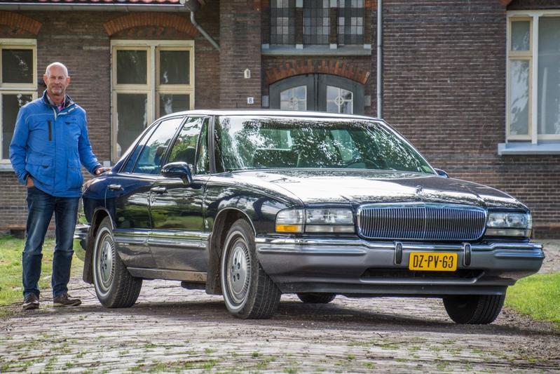 Buick Park Avenue Ultra - 1992 - Blits bezit