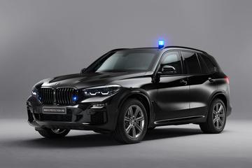 BMW onthult X5 VR6
