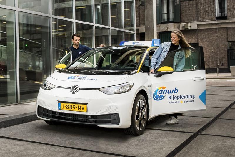 Volkswagen ID3 lesauto