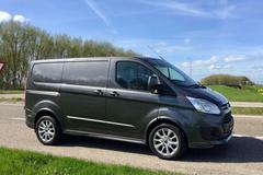 Gereden: Ford Transit Custom 2.0 EcoBlue Sport