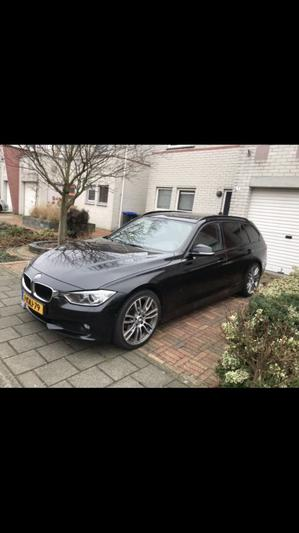 BMW 320d EffiecientDynamics Edition Touring High Execu (2013)