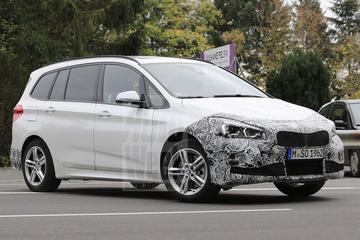 BMW 2-serie Gran Tourer facelift