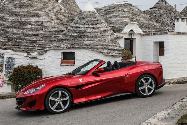 Ferrari boekt goede cijfers