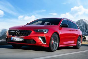 Opel Insignia GSi keert in vernieuwde vorm terug