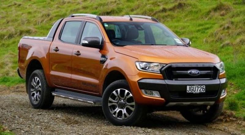 Ford Ranger (2016)