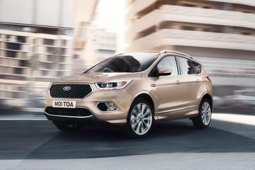 Gereden: Ford Kuga facelift