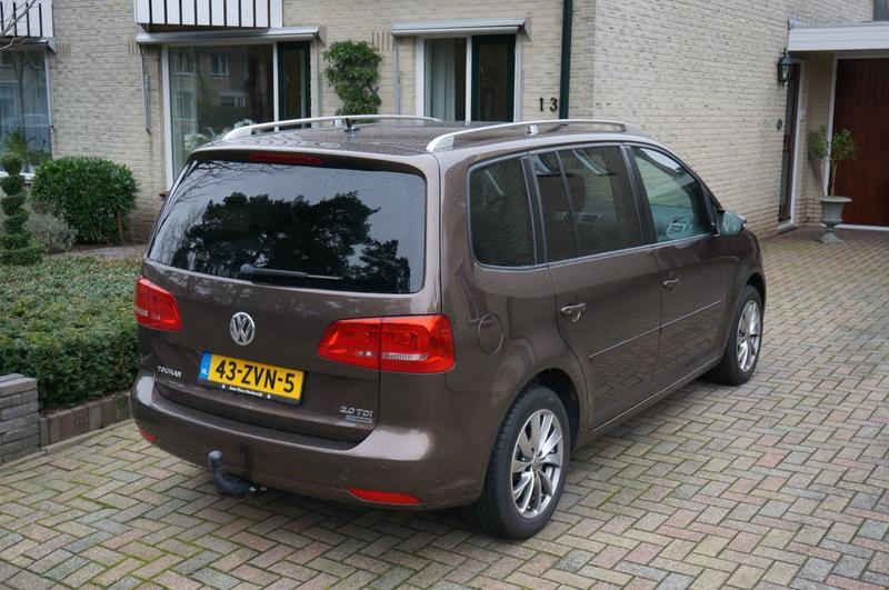 Volkswagen Touran 2.0 TDI 140pk BMT Comfortline (2013)