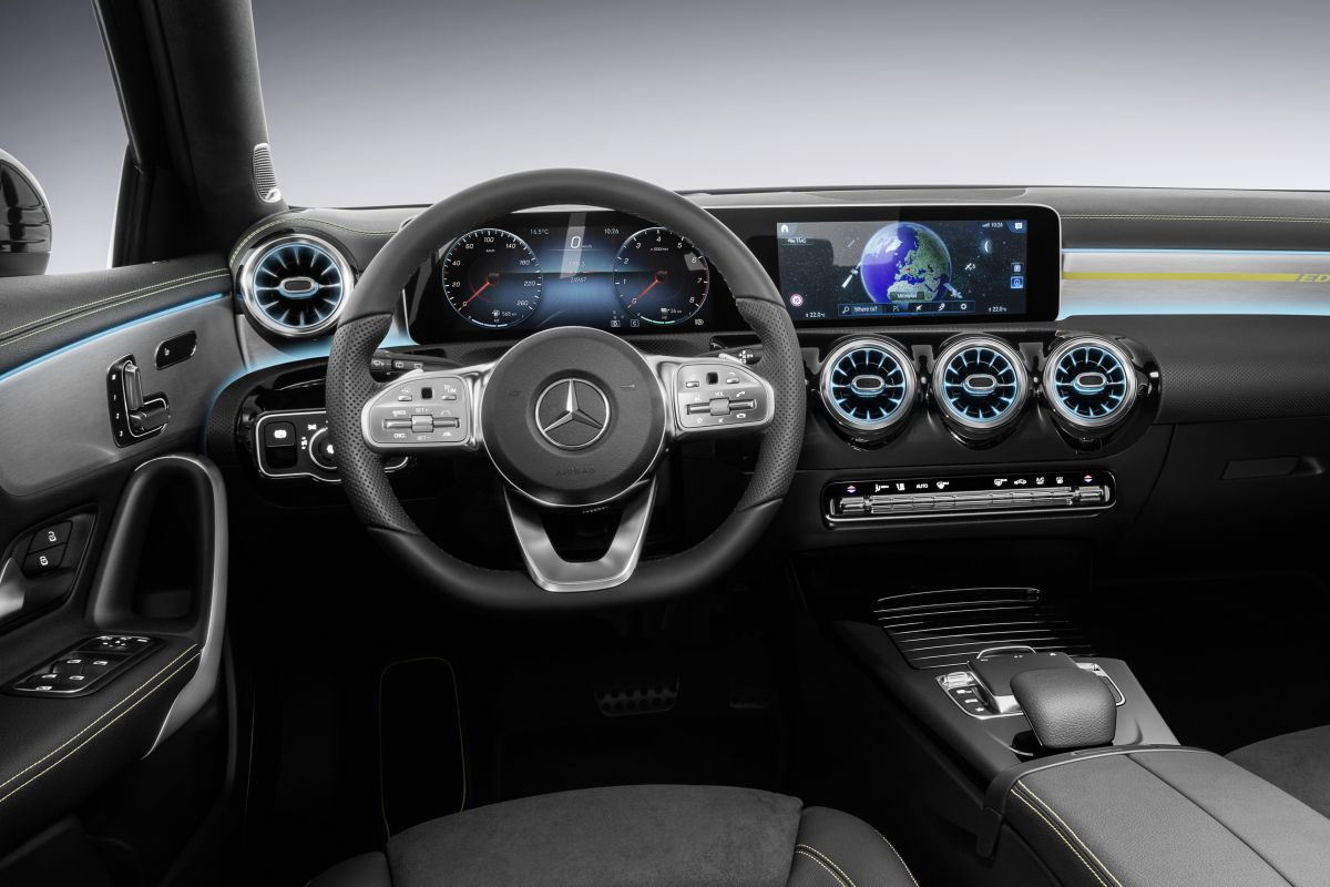 mercedes a cla gla klasse 2018 20 autoforum. Black Bedroom Furniture Sets. Home Design Ideas