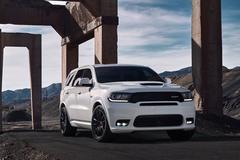 Dodge geeft Durango SRT-spieren