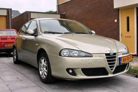Alfa Romeo 147 1.9 JTD 120pk Distinctive 2006
