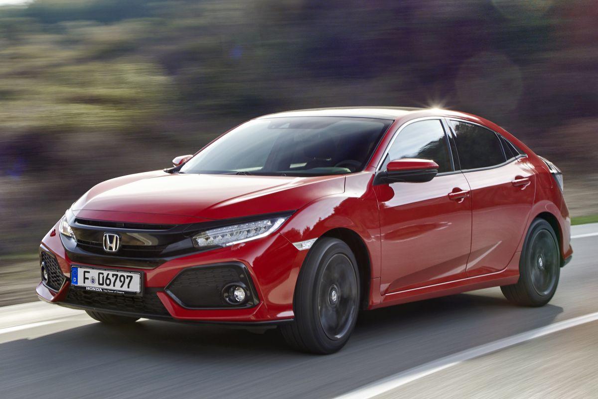 Honda Civic - AutoWeek.nl