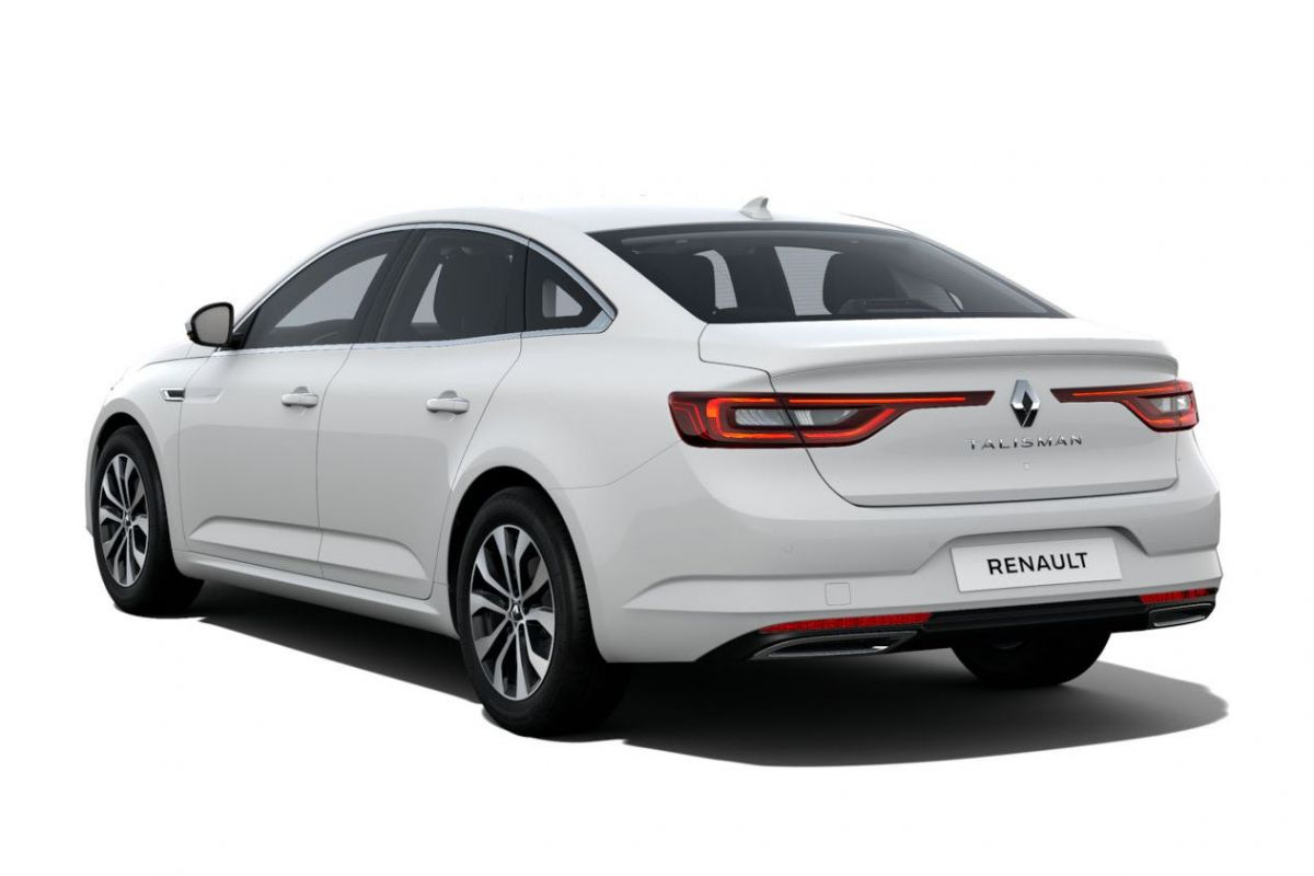 Renault Talisman Back to Basics