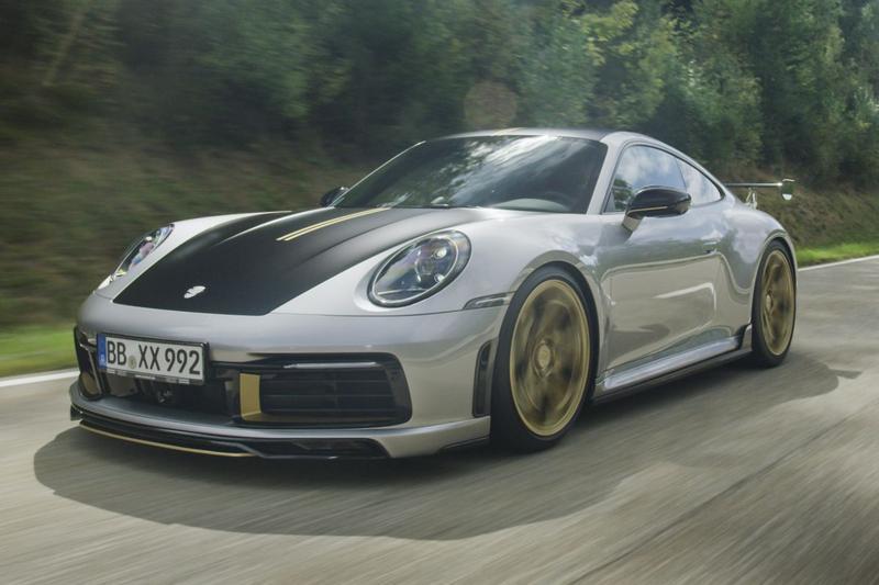 Porsche 911 992 Techart