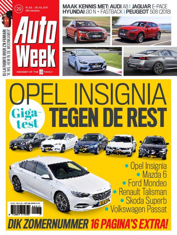 AutoWeek 29 2017