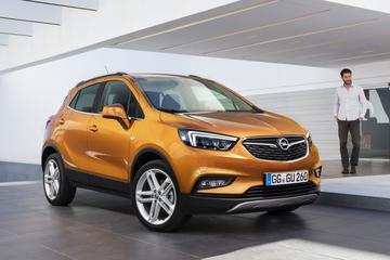 Opel hangt prijskaartjes aan Mokka X