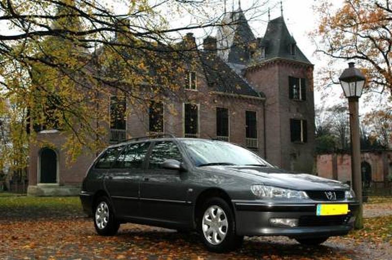 Peugeot 406 Break ST 1.8-16V (2001)